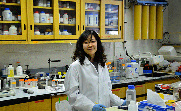 Postdoctoral Research Associate Dr. Ja-Myung Kim